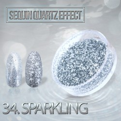 Sequin Quartz Effect 34