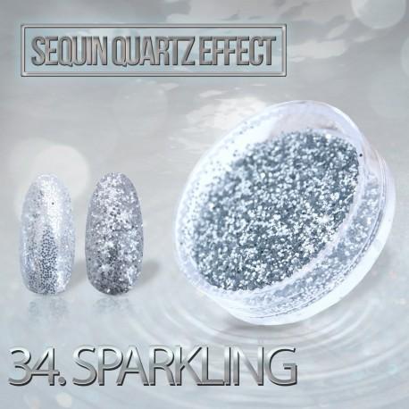 Sequin Quartz Effect 34