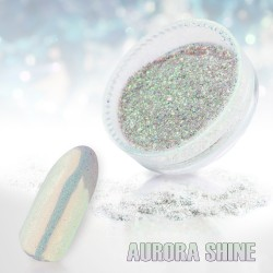 Aurora mirror shine