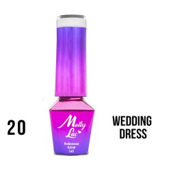 Molly Lac Yes I Do 5ml 20 Wedding Dress