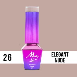 Molly Lac Yes I Do 5ml 26 Elegant Nude