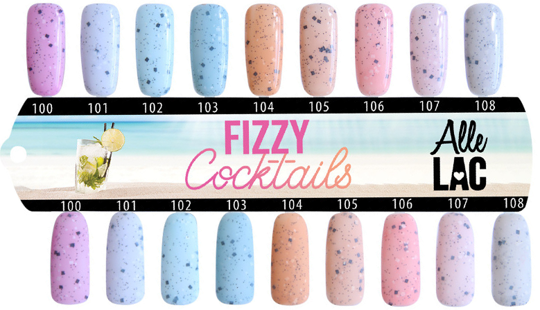 AlleLac Fizzy Cocktails